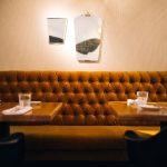 sárga kanapé